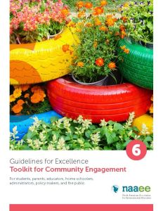 Toolkit for Community Engagement (Guidelines for Excellence Series, Member)