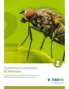 Environmental Education Materials - Guidelines for Excellence Series