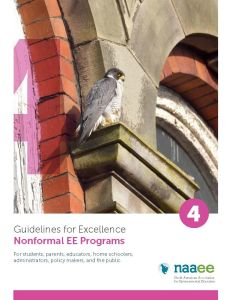 Nonformal Environmental Education Programs (Guidelines for Excellence Series, Member)