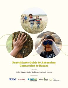 Practitioner Guide to Assessing Connection to Nature (Member)