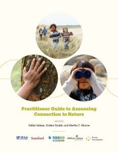 Practitioner Guide to Assessing Connection to Nature