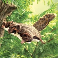 Squirrel (Flying) Puppet