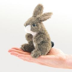 Rabbit (Jack) Finger Puppet