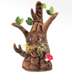 Tree (Enchanted) Puppet