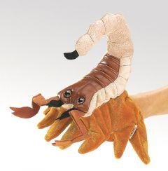 Scorpion Puppet