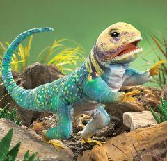 Lizard (Collared) Puppet