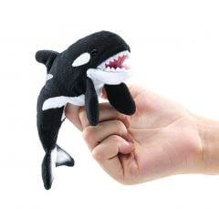 Orca Finger Puppet