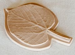 Basswood Leaf Replica
