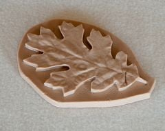 Oak (Black) Leaf Replica