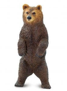 Bear (Grizzly, Standing) Model