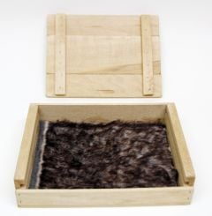 Rabbit (Cottontail) Kind Fur® (Boxed)