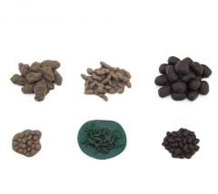 Herbivore ScatCast® Scat Replica Selection (Discounted Set of 6 Replicas)