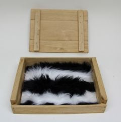 Skunk (Striped) Kind Fur® (Boxed)