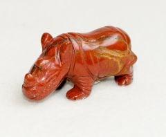 Carved Rock Animal Figurine (Large)