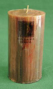 Woodgrain Candle
