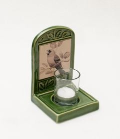 Songbird Candle Holder
