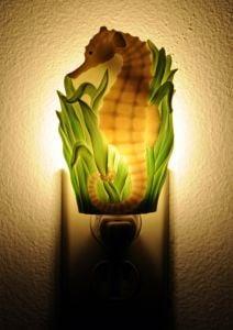 Seahorse Night Light.
