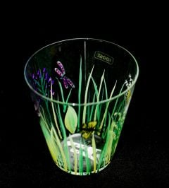 Painted Meadow Glass (Small)