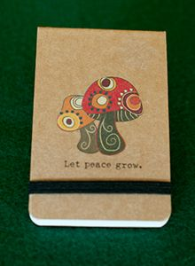 Let Peace Grow Notepad