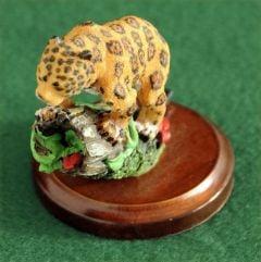 Jaguar Mini Sculpture
