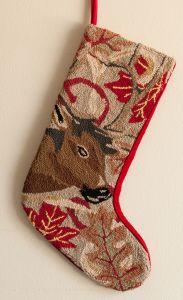 Reindeer Hook Stocking
