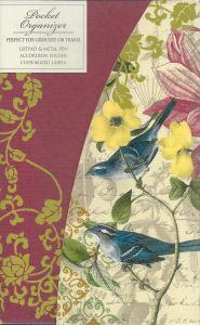 Perched Birds Pocket Organizer