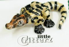 American Alligator Figurine (Little Critterz™)