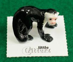 Capuchin Monkey Figurine (Little Critterz™)