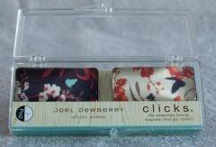 Butterfly & Flower Clicks® Magnet 2-Pack