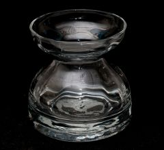 Glass Candle Holder (Small)
