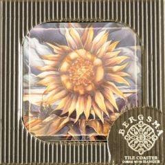 Sunflowers Shine Like The Sun Decorative Tile.