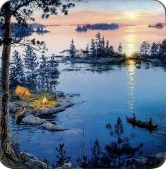 Sunset Lake Coaster Set