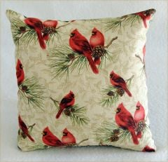 Cardinals Balsam Pillow