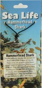 Hammerhead Shark Pendant Necklace