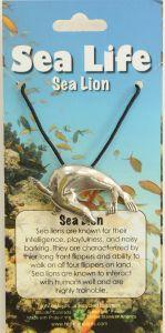 Sea Lion Pendant Necklace