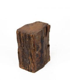 Wood Display Pillar (Medium)