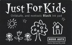 Black Ink Pad