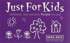 Purple Ink Pad.