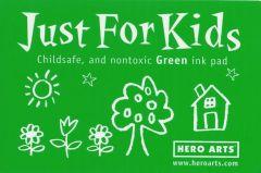 Green Ink Pad