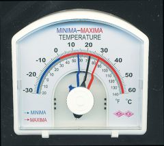 Maximum/Minimum Thermometer