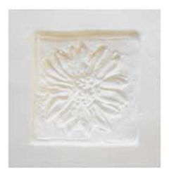 Paper-Cast Mold: Daisy