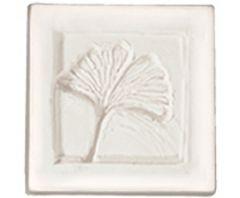 Paper-Cast Mold: Ginkgo Leaf