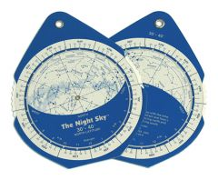 Planisphere: Two-Sided, 5-Inch, 20-30°