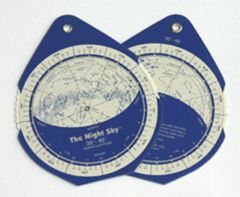 Planisphere: Two-Sided, 8-Inch, 40-50°