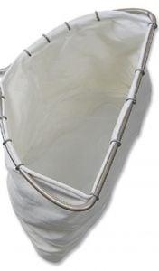 "Telescoping ""D"" Style Aquatic Net Replacement Bag"