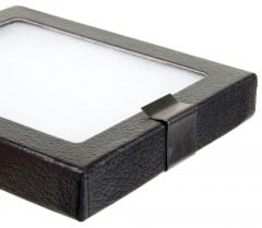 Riker-Style Display Case Securing Clip (¾