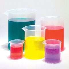 Beaker Collection (Discounted Set of 5 Sizes)