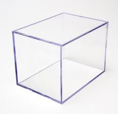 "Clear Display Case ""D"" (Medium Rectangular)"