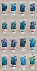 Block Printing Ink 1¼ oz 16-Color Collection (Discounted Set of 16 Inks)