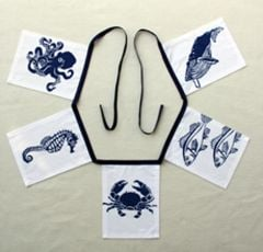 Garden Flags: Sea Creatures